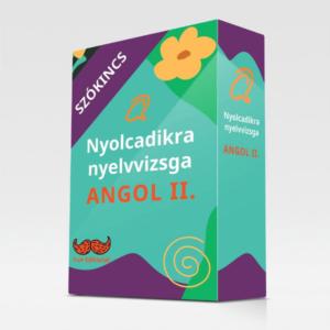 nyolcadikra nyelvvizsga szókincs