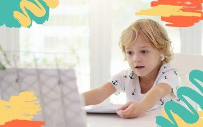 Interaktív angolóra gyerekeknek
